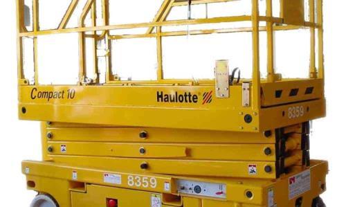 Piattaforma Verticale Elettrica Compact 10 Haulotte