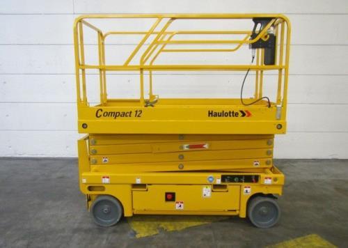 Piattaforma Verticale Elettrica Compact 12 Haulotte