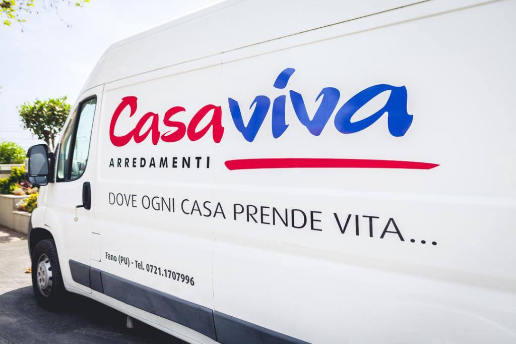 Progettazione arredamenti con trasporto in tutta Italia Casa Viva Arreda