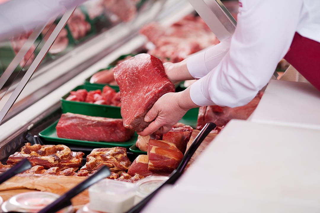 Specialità di carne Supermercato Coal