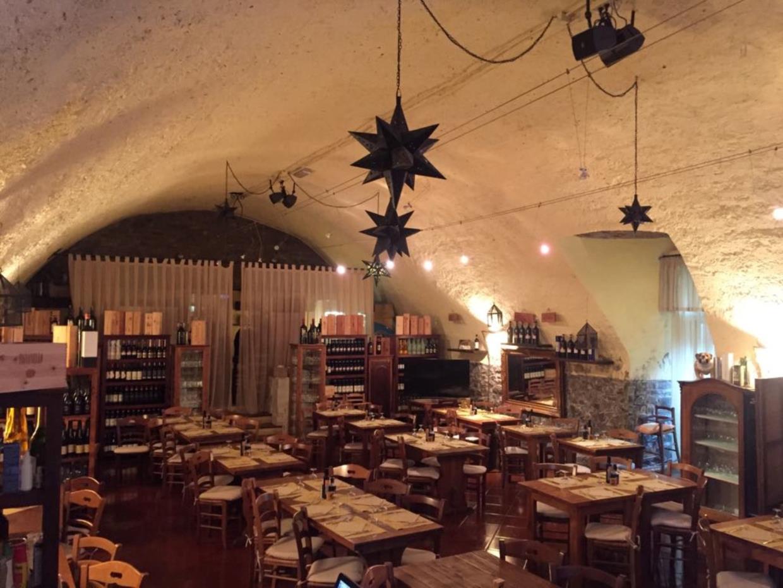Sala ristorante Il Granaio