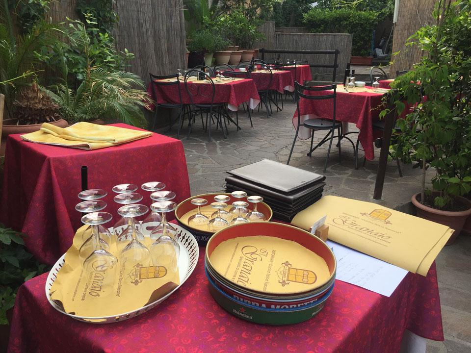 Piatti tradizionali Il Granaio