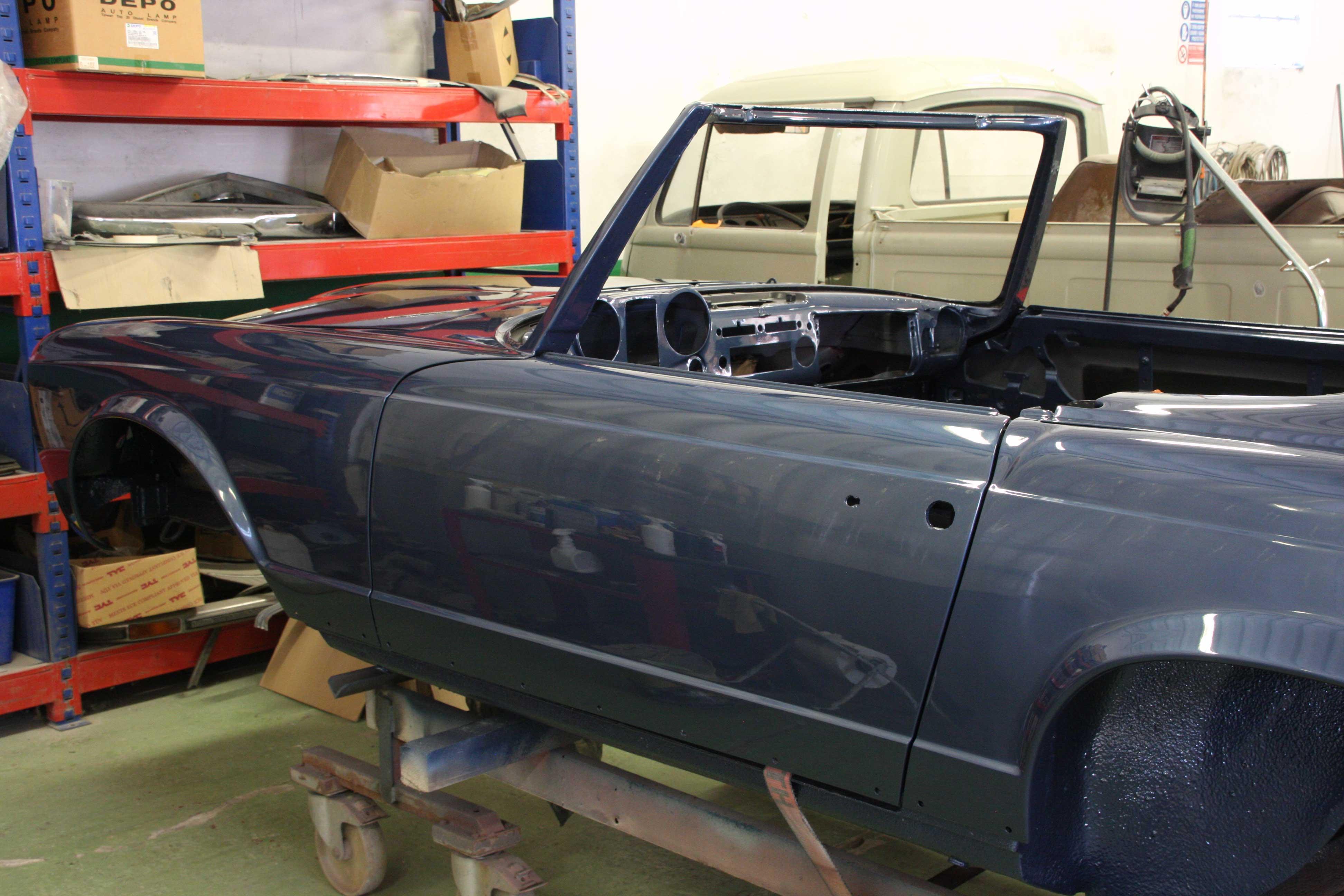 riparazione auto elettriche