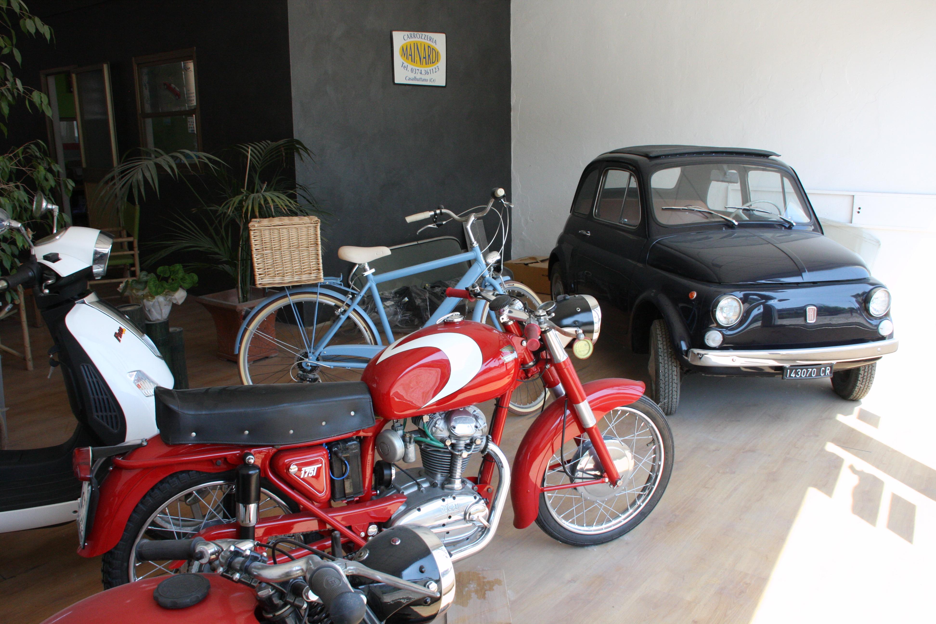 Restauro veicoli