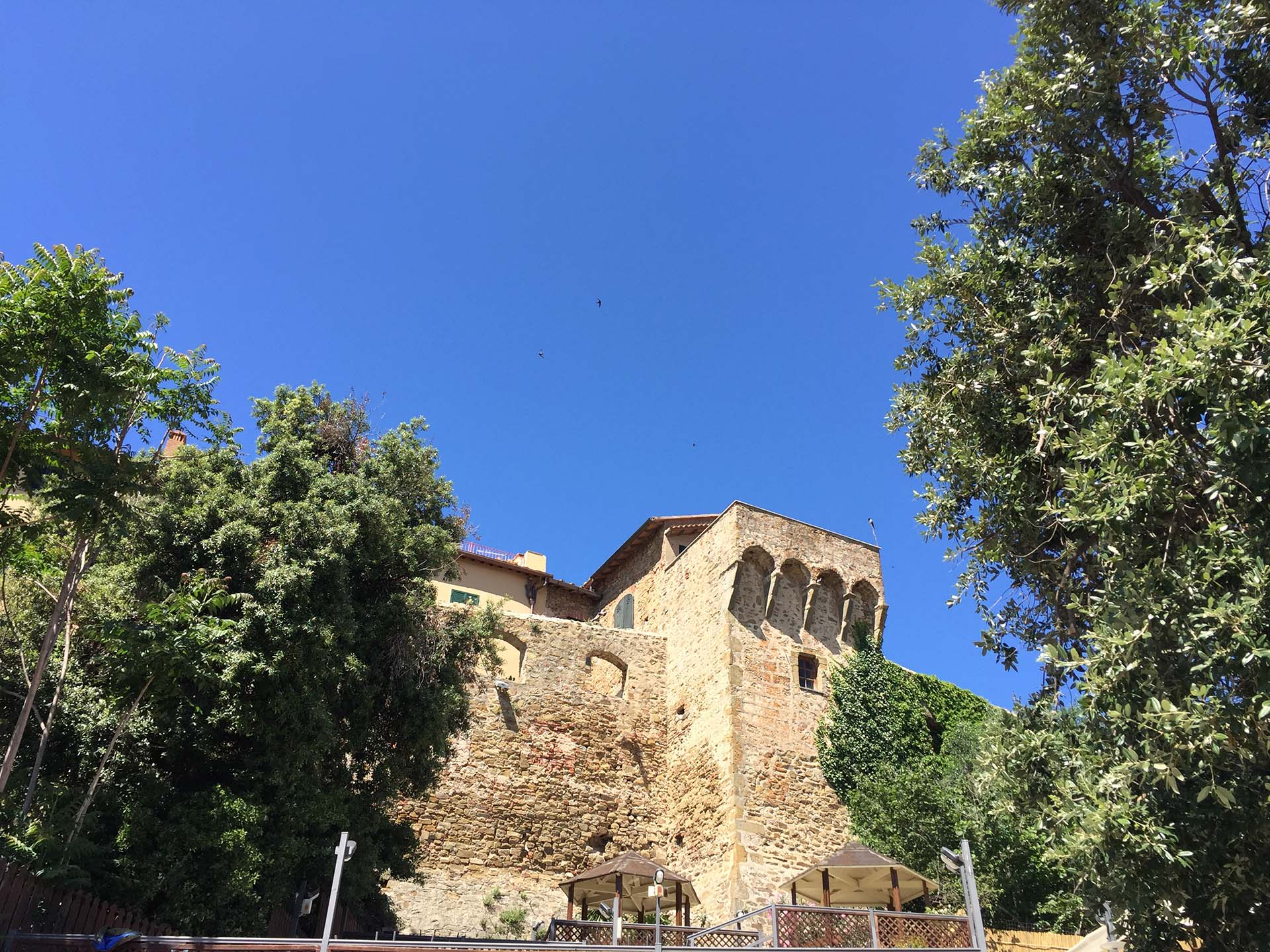 Terrazza panoramica La Scaletta