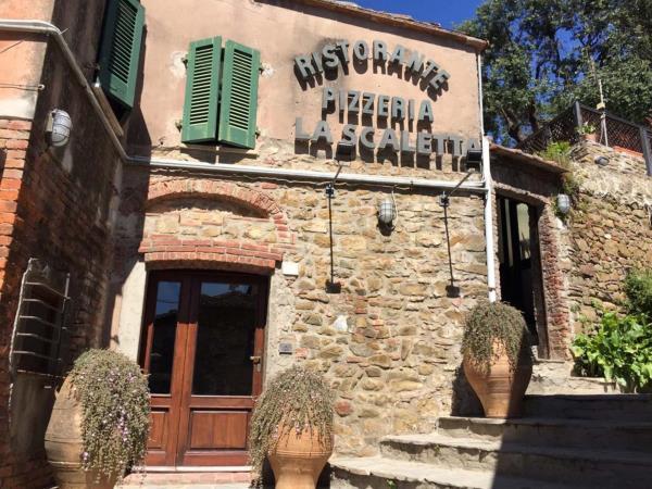 Ristorante cene romantiche La Scaletta