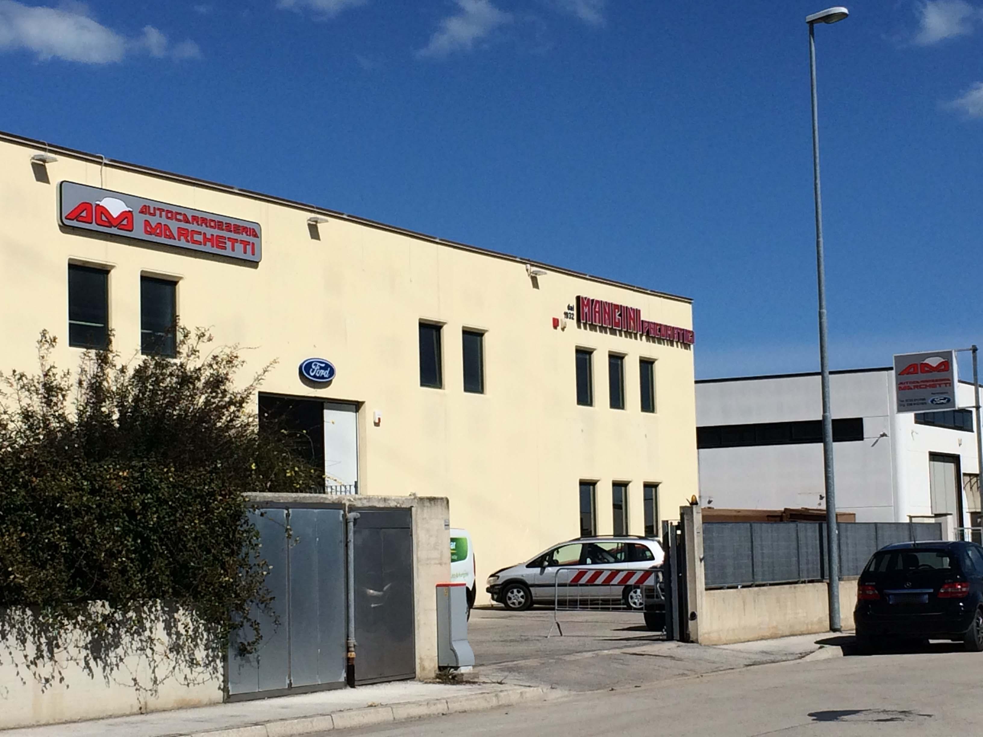 Assistenza auto Autocarrozzeria Marchetti