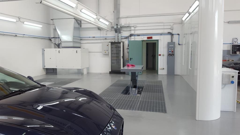 Officina Ford e Citroën Autocarrozzeria Marchetti