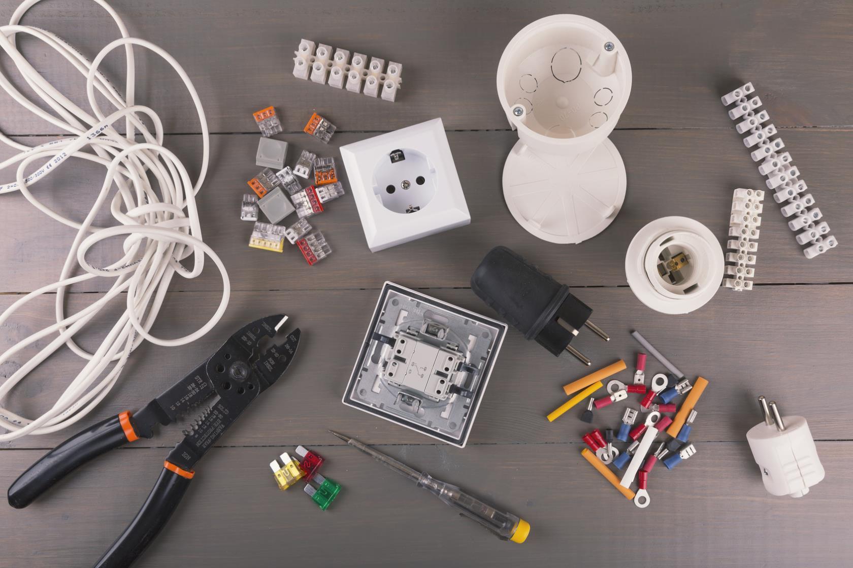 vendita materiale elettrico civile e industriale.