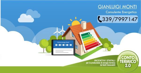Risparmio energetico Conto termico in sardegna