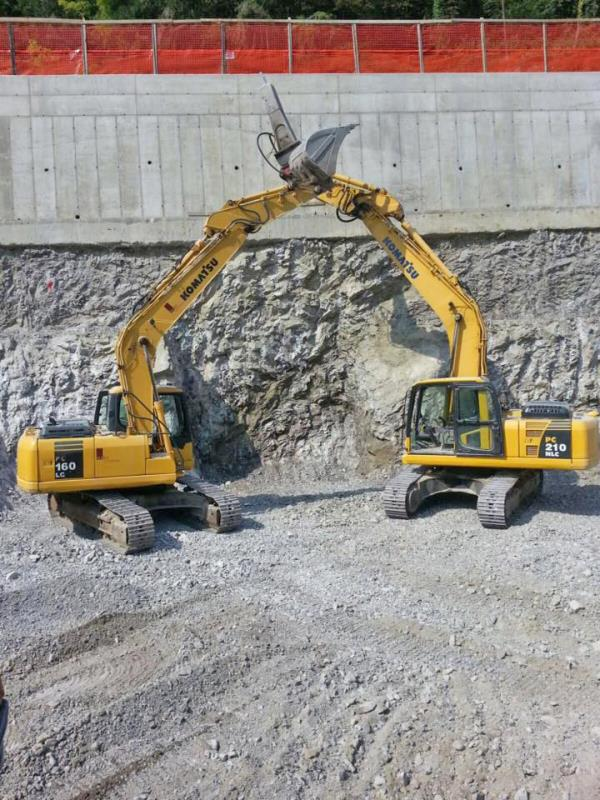 demolizioni Valle Intelvi