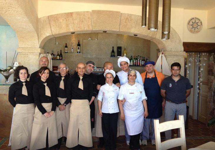Pizzeria ristorante Arbus (Medio Campidano) - Front'e Mari