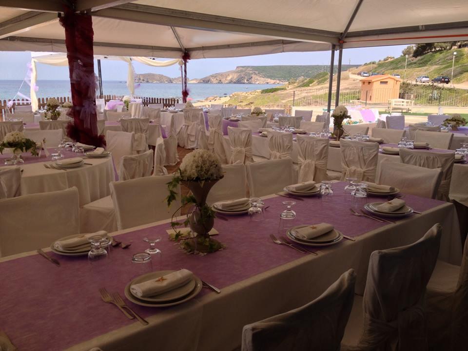 Ristorante matrimonio mare Arbus (VS) Sardegna - Front'e Mari