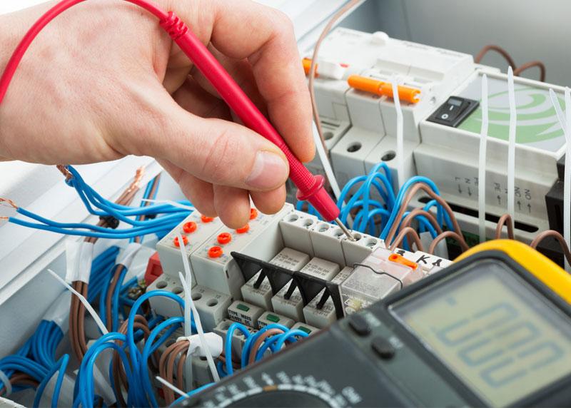 impianti elettrici industriali tv