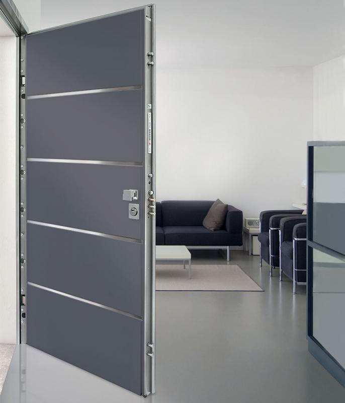 Porte blindate e grate di sicurezza