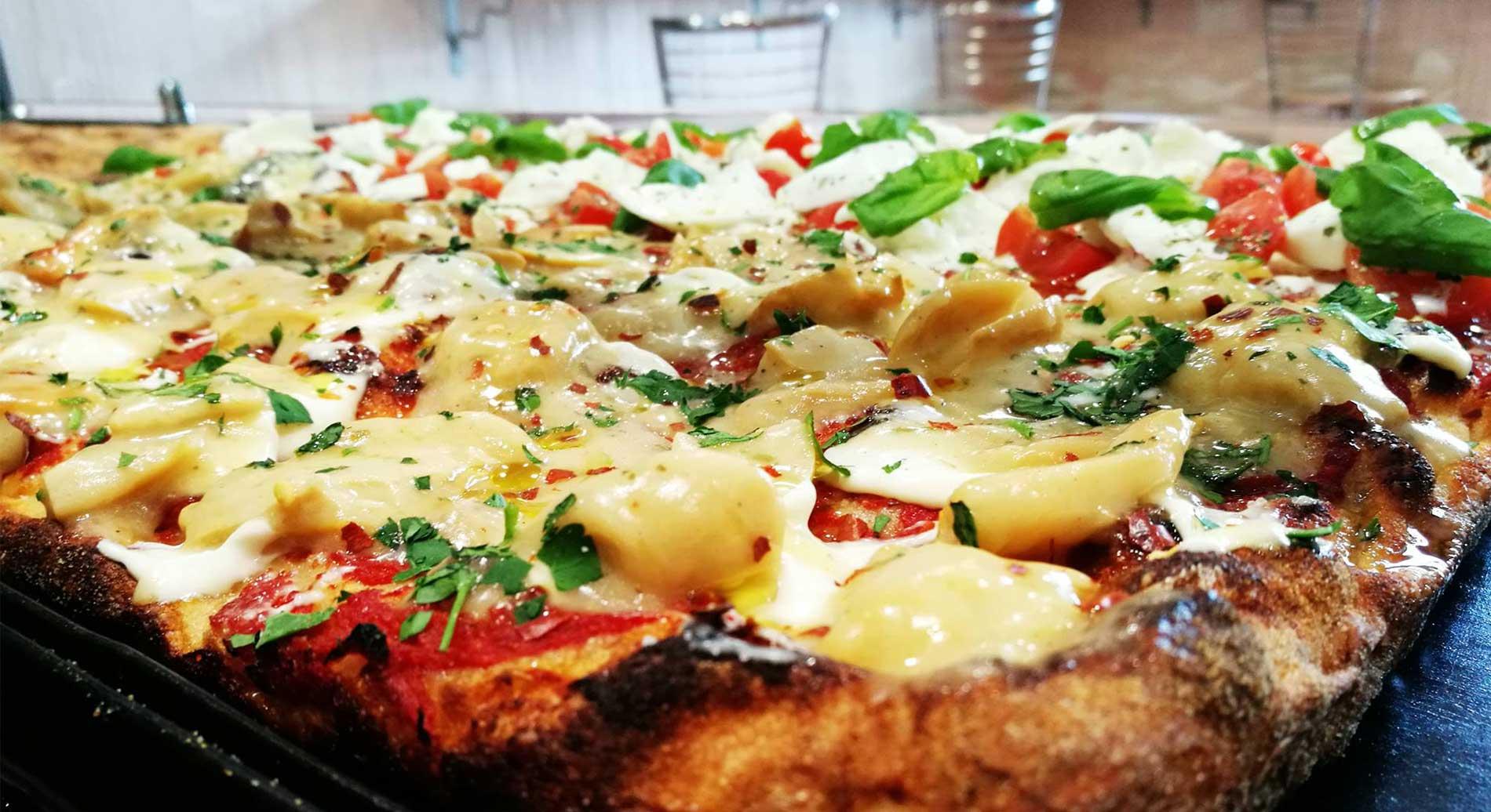 PIZZA AL TAGLIO ROMA BOCCEA