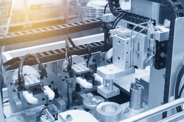Lavorazioni meccaniche e di automazione