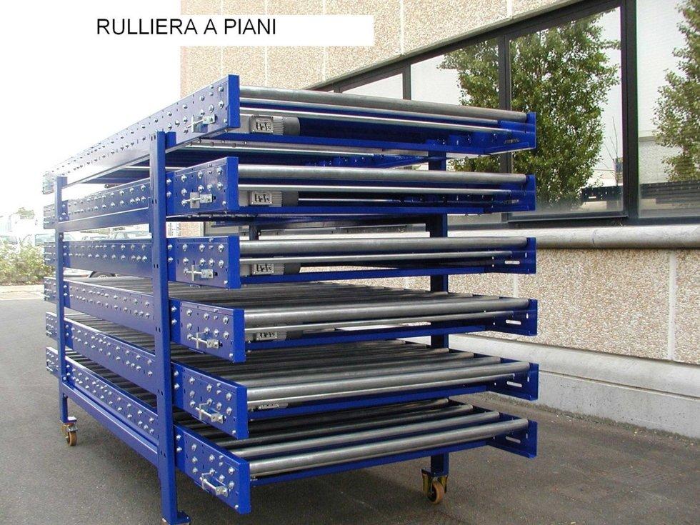 RULLIERA 6 PIANI