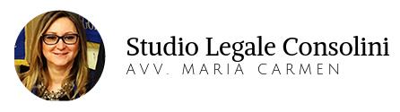Avv Maria Carmen Consolini Reggio Emilia