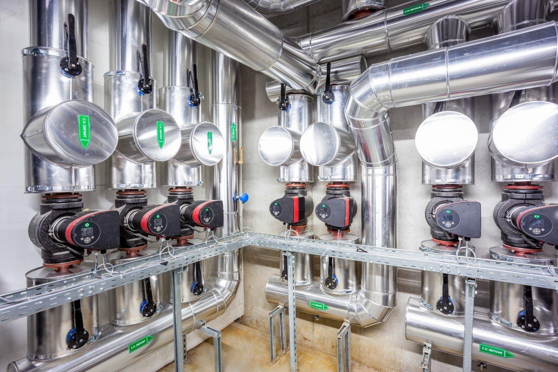 Assistenza impianti termoidraulici Meloncelli