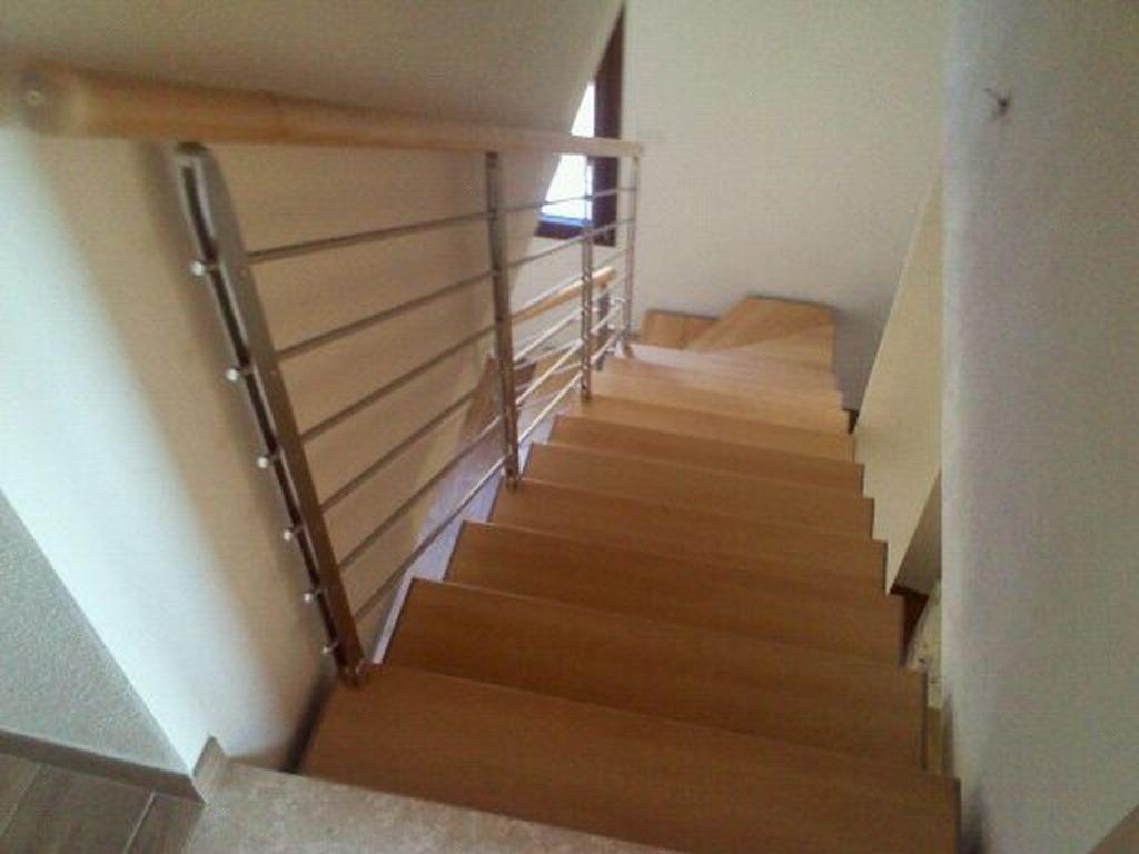 scale in legno Nuoro