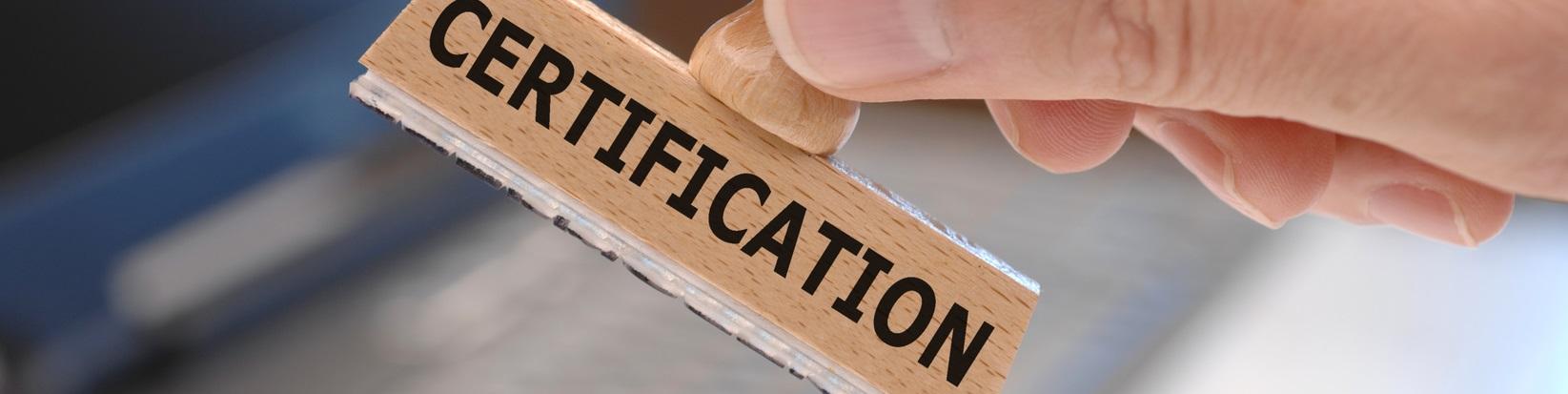 certificazioni beta progetti