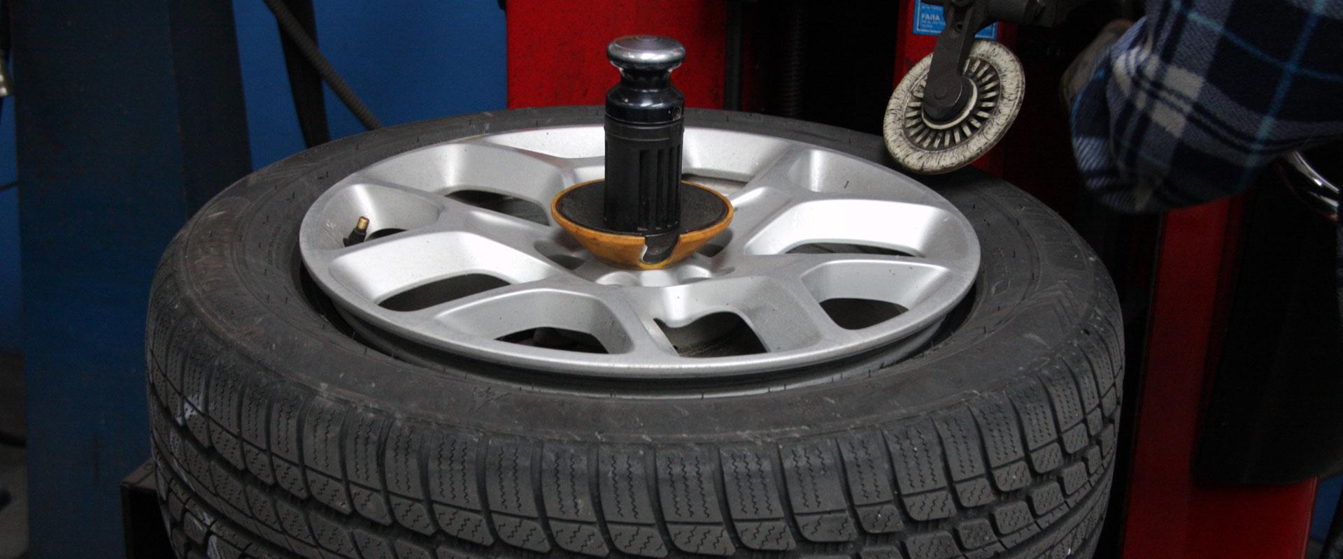 cambio pneumatici mantova