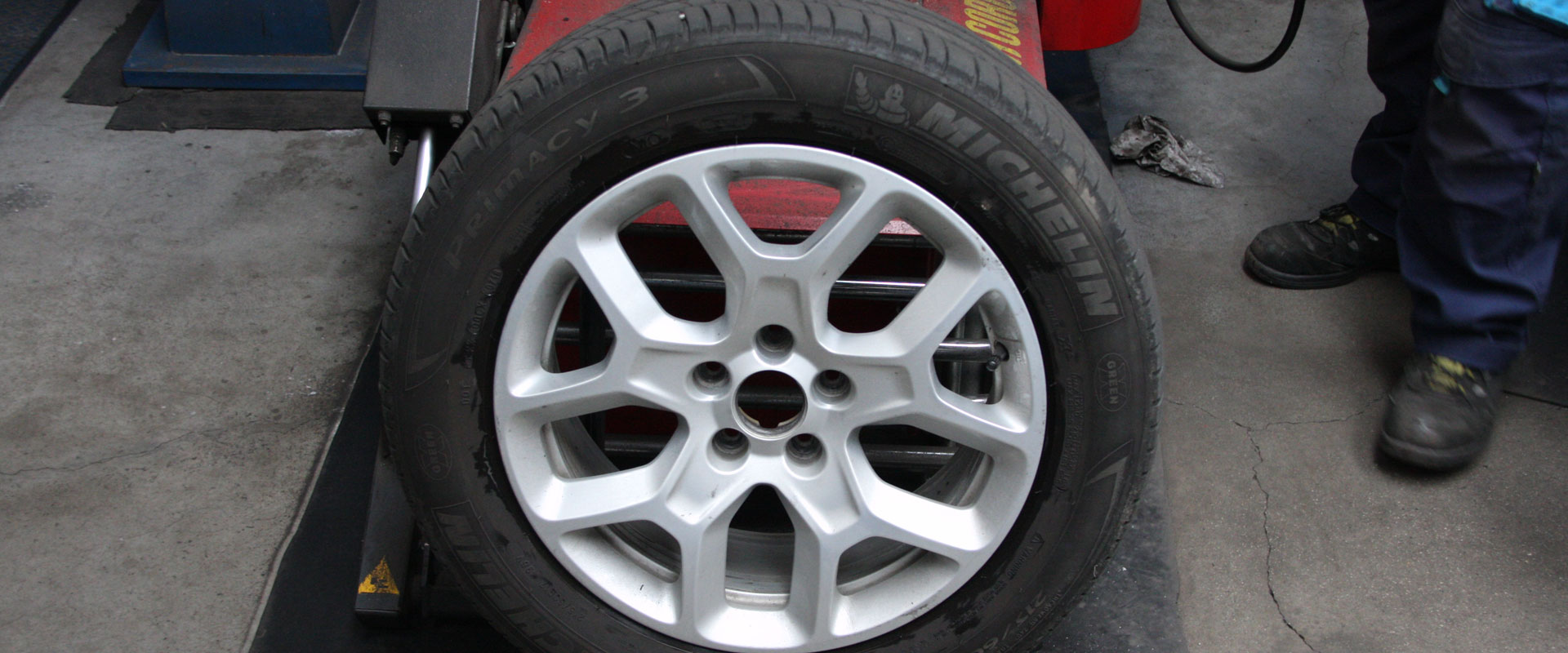 equilibratura pneumatici mantova