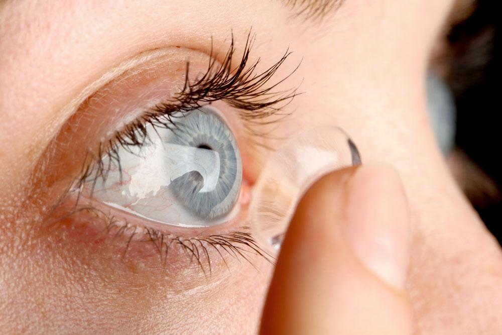 Lenti a contatto giornaliere per astigmatismo