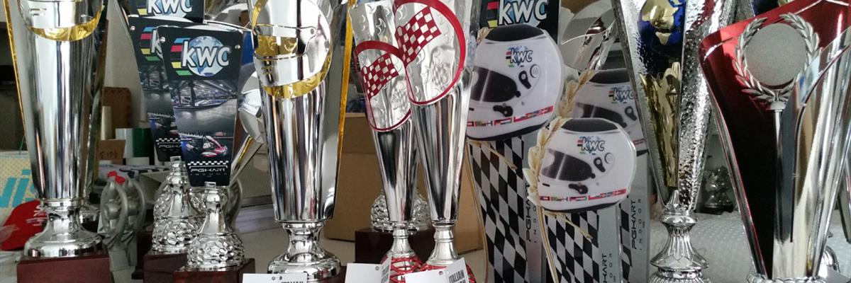 Premiazione Mondiale Kart 2015