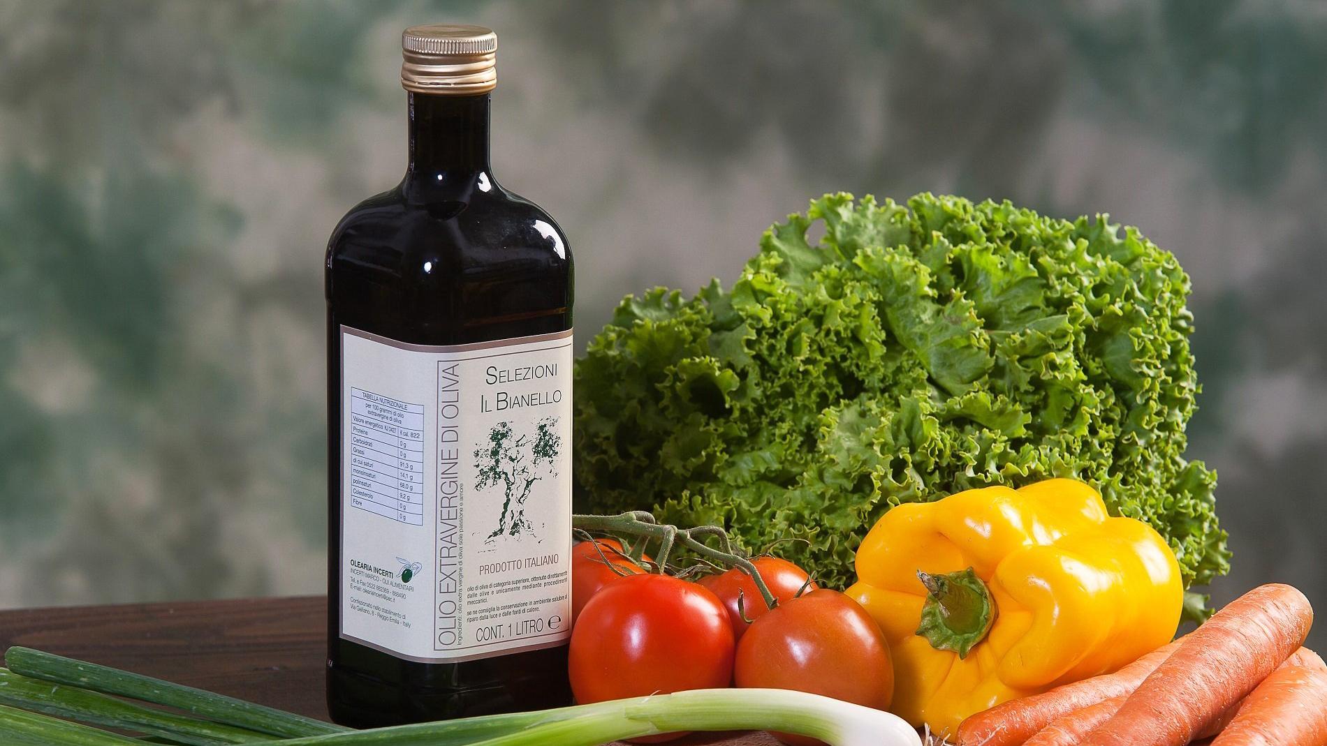 Incerti Marco Oli Alimentari Fornitura di oli vegetali