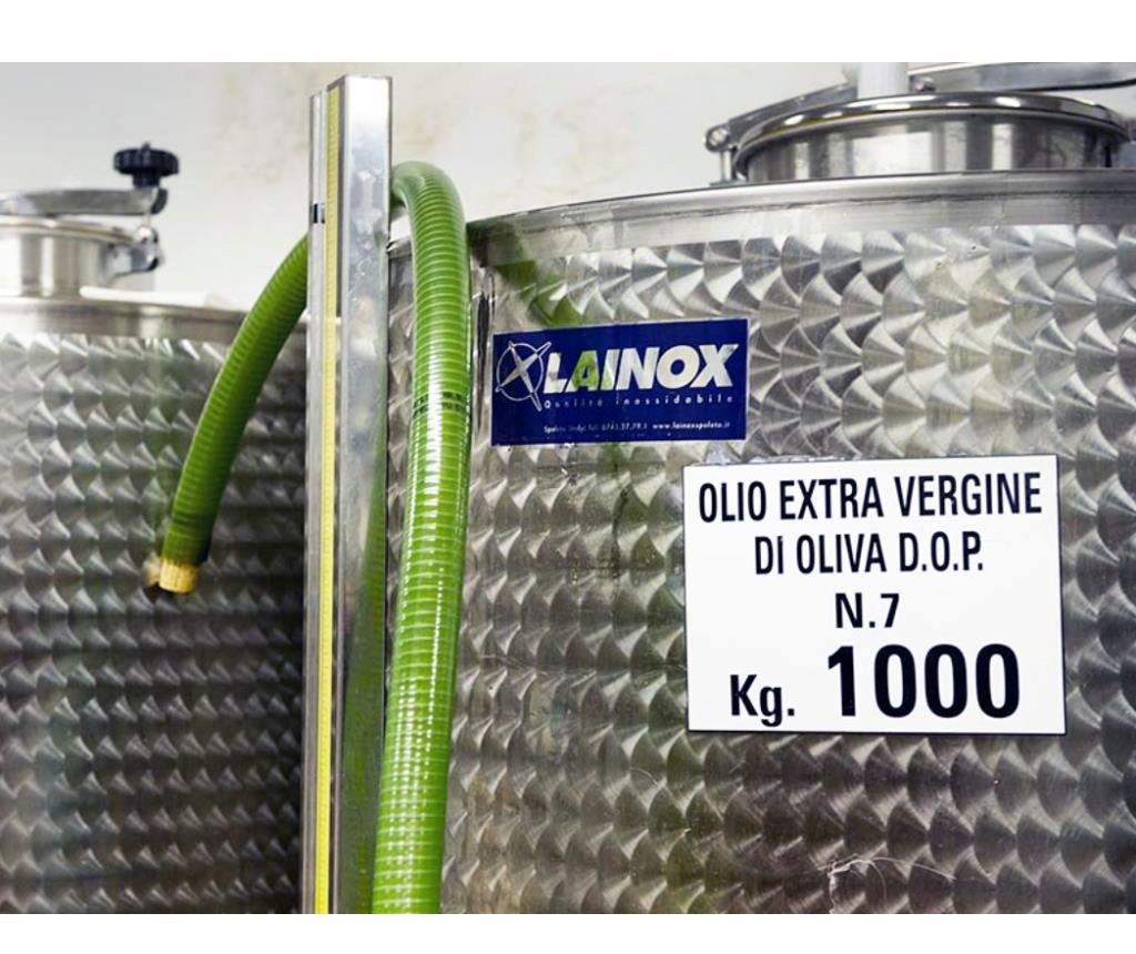 Olio extravergine di oliva DOP Incerti Marco Oli Alimentari