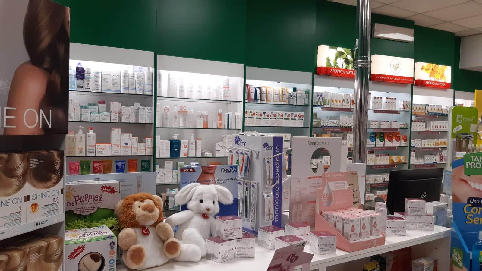 Farmacia AEVV n.2 - Piazzale Toccalli