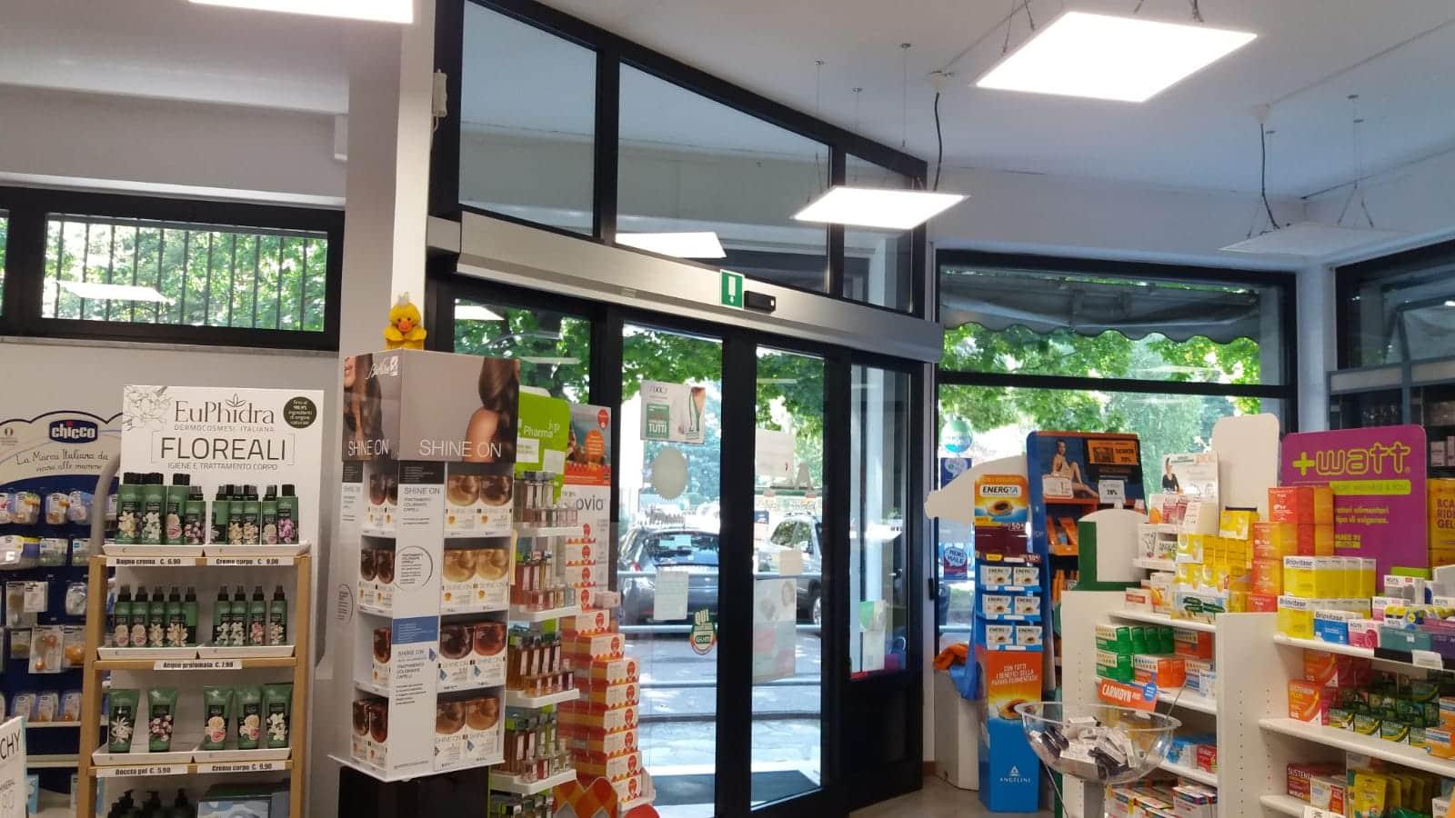 Farmacia AEVV n.3 - Via Maffei