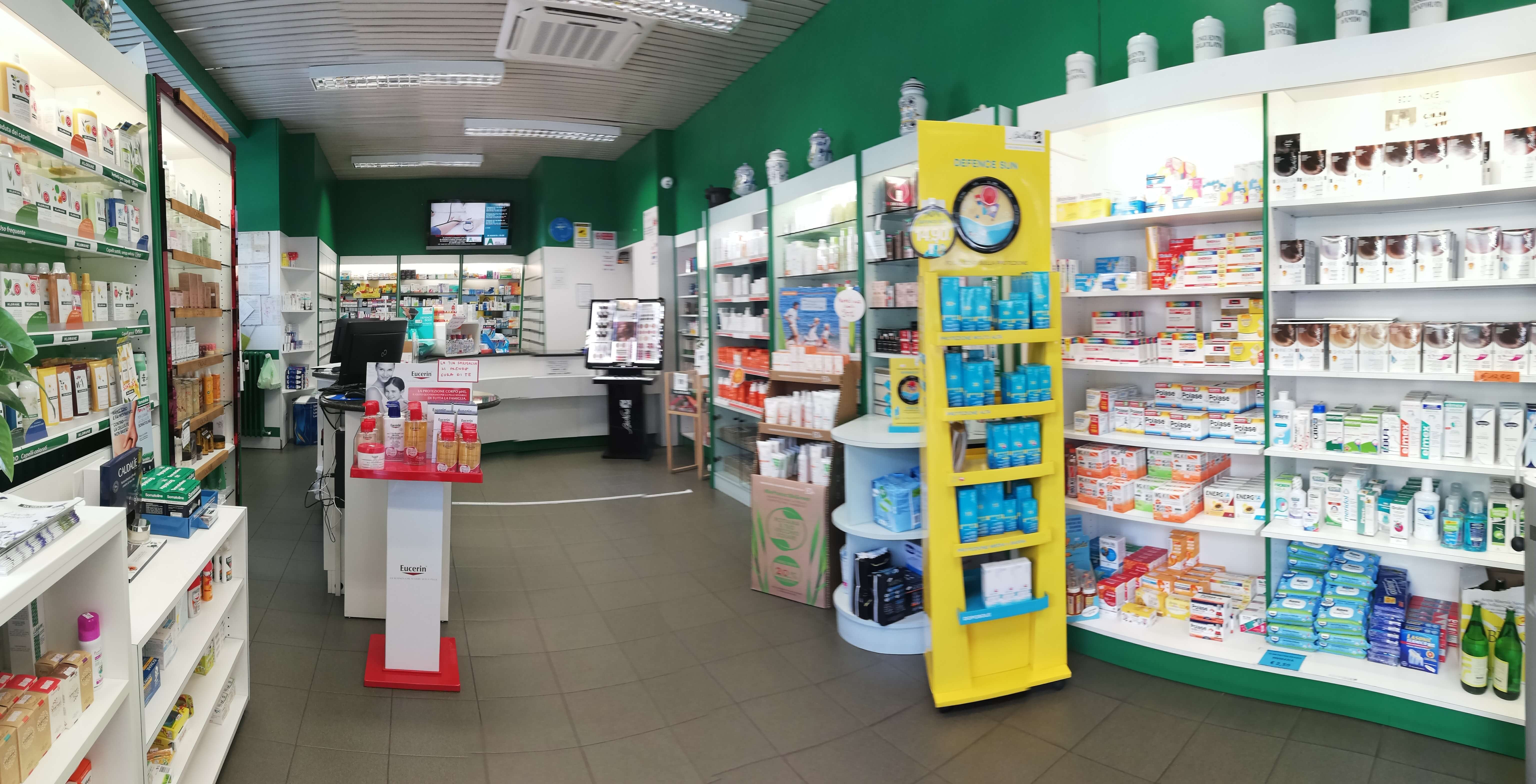 Farmacia AEVV n.1 - Via Sauro