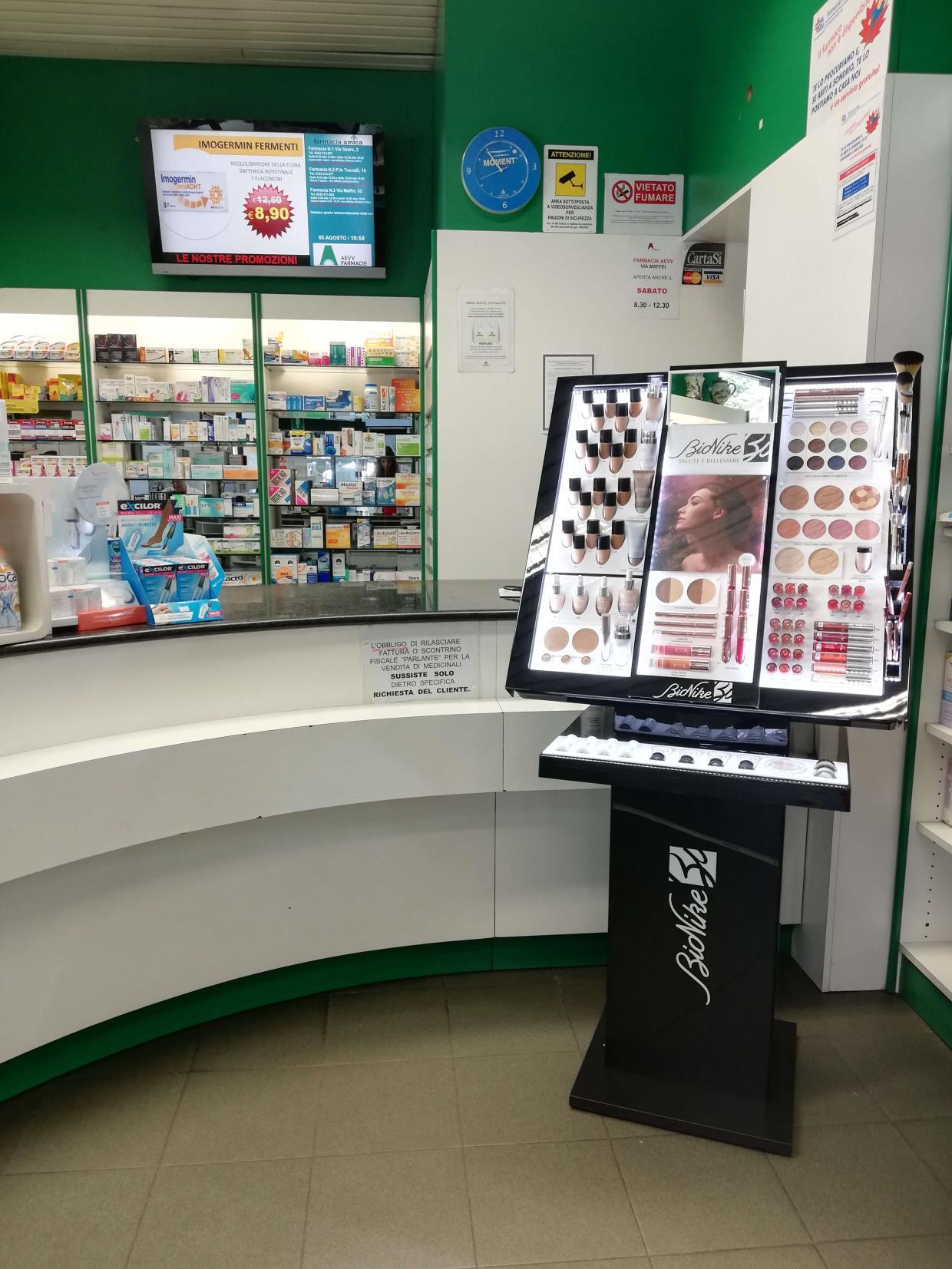 prodotti naturali farmacia sondrio
