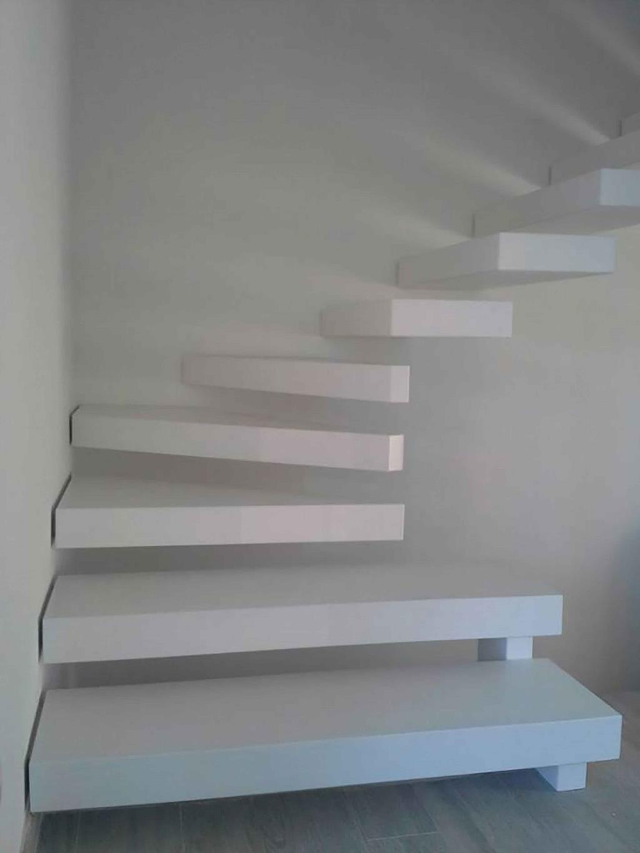 scala in legno su misura Falegnameria Bottari Fabio