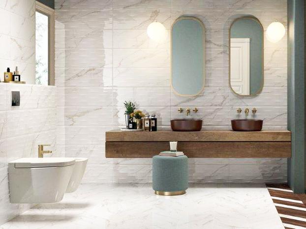 Piastrelle di prima scelta per il tuo bagno