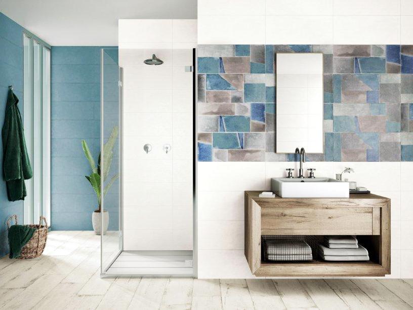 piastrelle per il bagno di design, moderne e classiche