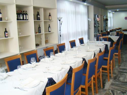 Sala ricevimenti Ristorante Da Saverio