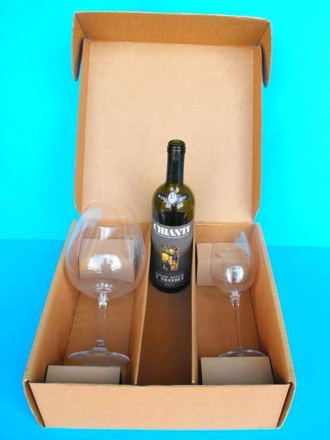 Scatole per bottiglie vm pack
