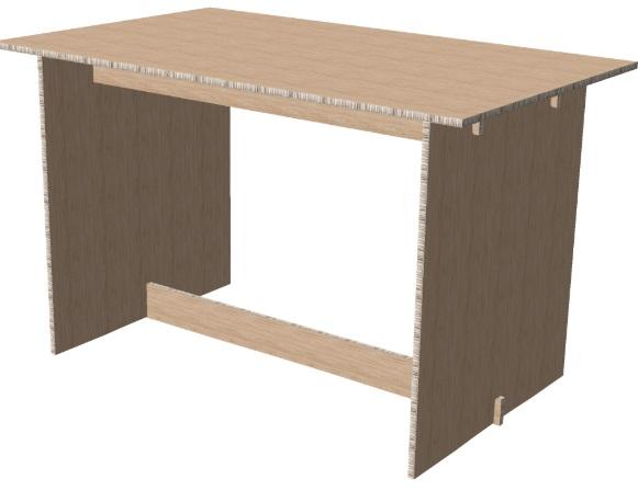 scrivania nidobard