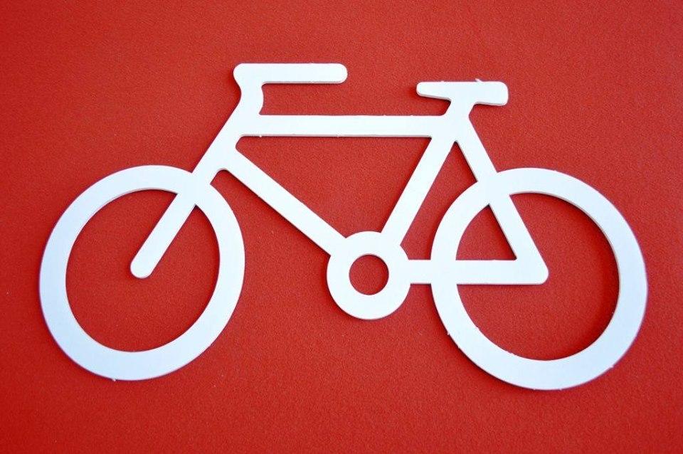 bici sagomata