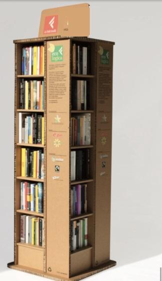 libreria in nido board vm pack