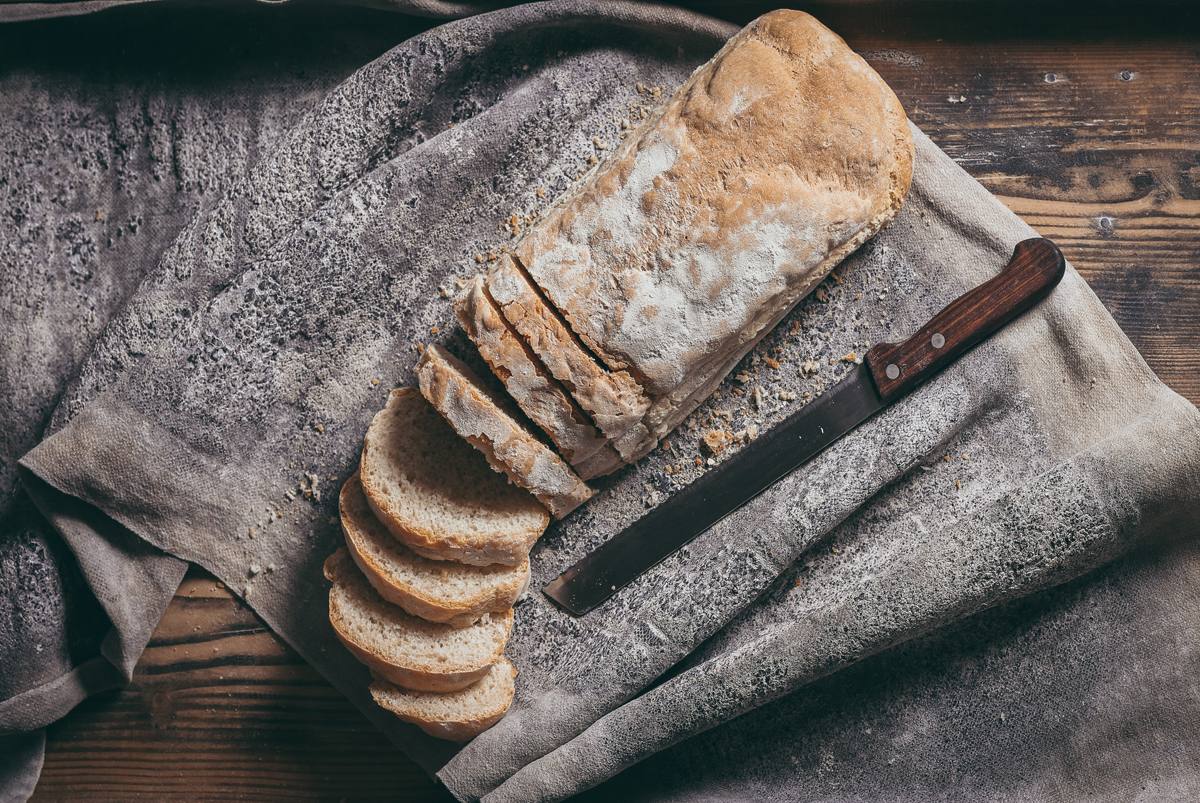 Pane forno a legna Arrone
