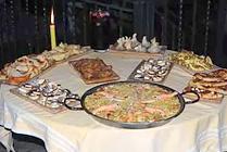 Cena Spagnola con Paella, Tapas e Sangria