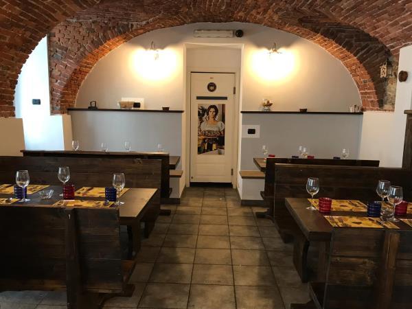 ristorante tipico Bagnolo Piemonte