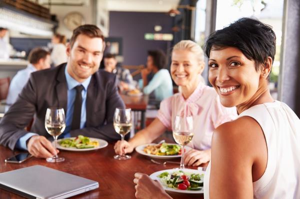 ristorante per pranzi di lavoro Bagnolo Piemonte