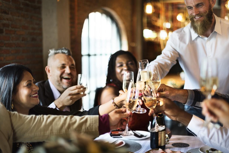 ristorante con serate a tema Bagnolo Piemonte