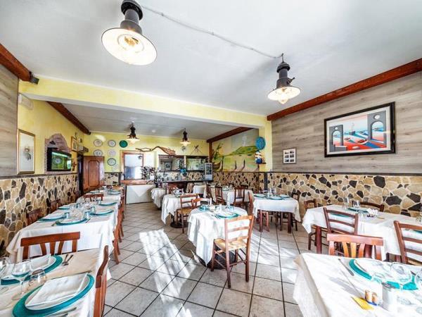 ristorante marinaro marceddì